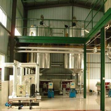 Rice bran oil machinery
