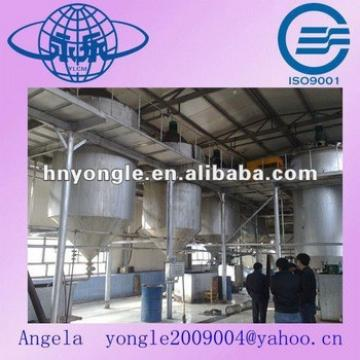Yongle brand and good performance peanut / palm oil processing machine with ISO9001:2000