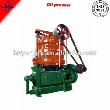 Energy-saving and automatic sunflower screw press machine